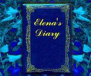 Elena'sDiary