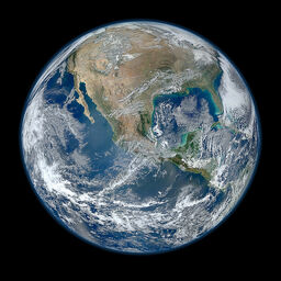 Most Amazing High Definition Image of Earth - Blue Marble 2012