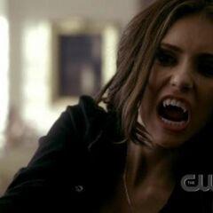 Katherine en vampire