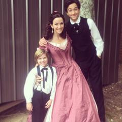 Lily et ses fils