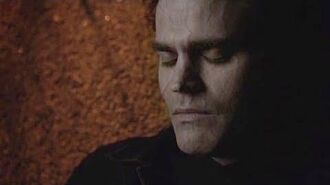Stefan's death - The Vampire Diaries 5x21 Don't Let Me Go
