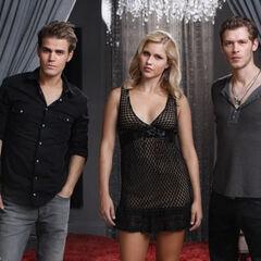 Avec Paul et Claire