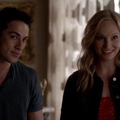 Tyler et Caroline