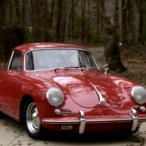 Porsche 356 Karmann Coupe de 1963
