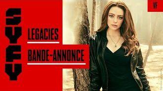 LEGACIES sur SYFY - La Bande Annonce