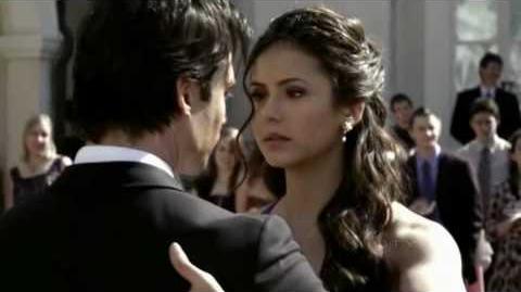 The Vampire Diaries - 1x19 - Damon&Elena dance