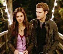 Stefan et Elena 1x01