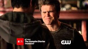 The Vampire Diaries 5x19 Extended Promo - Man on Fire HD