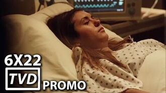 """The Vampire Diaries 6X22 Promo """"I'm Thinking of You All the While"""""""