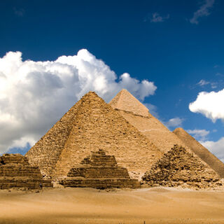 Pyramides Egyptiennes