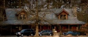 Cabane de Bill
