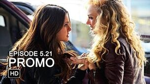 The Vampire Diaries 5x21 Promo - Promised Land HD