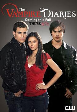 Vampire diaries promo saison 1