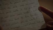 Lettre de Tyler