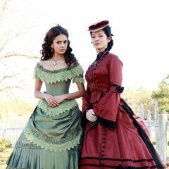 Katherine et Pearl