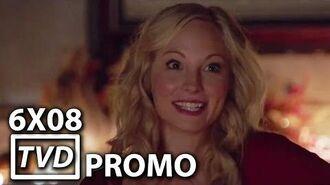 "The Vampire Diaries 6x08 Promo ""Fade Into You"""
