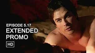 The Vampire Diaries 5x17 Extended Promo - Rescue Me HD