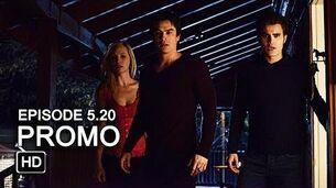 The Vampire Diaries 5x20 Promo - What Lies Beneath HD