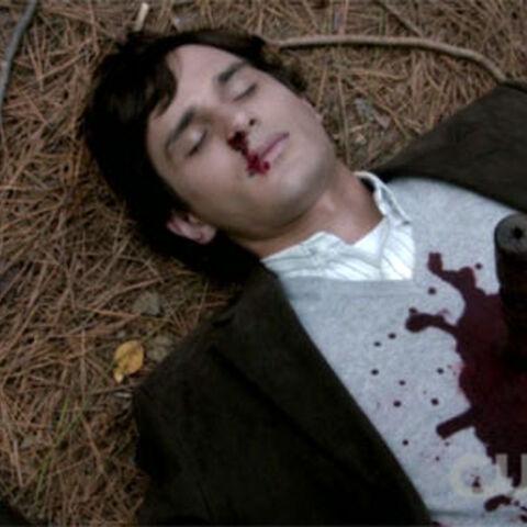 brian mort, tué par Alaric
