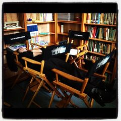 Sur le tournage de la saison 4 (Twitter de Michael Trevino - 25 juillet 2012)