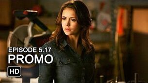 The Vampire Diaries 5x17 Promo - Rescue Me HD