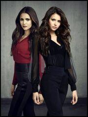 Elena = Katherine