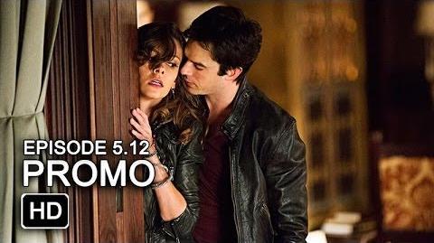 The Vampire Diaries 5x12 Promo - The Devil Inside HD