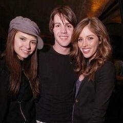 Avec Nina et Kayla