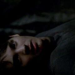 Jérémy, après avoir été tué par Silas.