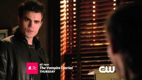 The Vampire Diaries - Because the Night Preview
