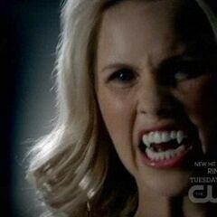 Rebekah en vampire