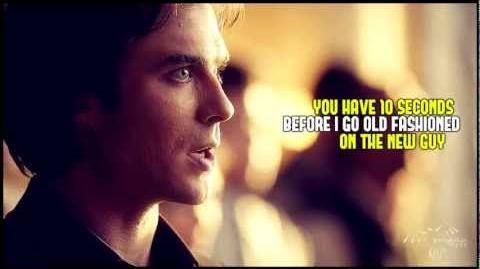 Damon Salvatore ► The best of HUMOR