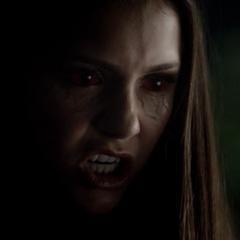 Elena en vampire