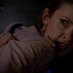 Nadia en vampire