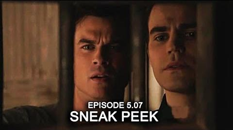 The Vampire Diaries 5x07 Webclip 2 - Death and the Maiden