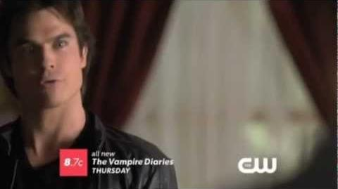 The Vampire Diaries 4x05 - Extended Promo HD (The Killer)