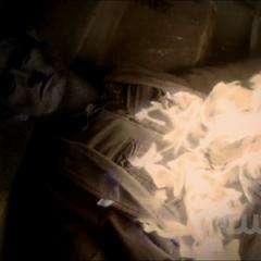 Finn, après avoir été tué par Matt