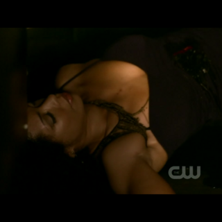 Bree, après avoir été tuée par Damon
