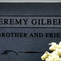 La tombe de Jérémy