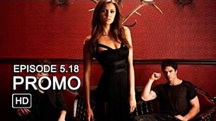 The Vampire Diaries 5x18 Promo - Resident Evil HD