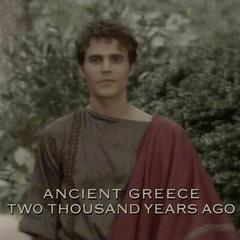 Silas dans la Grèce Antique il y a 2000 ans
