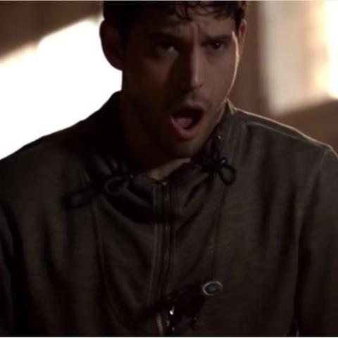 Kristof, tué par Damon