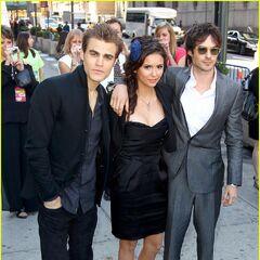 Avec Nina et Ian