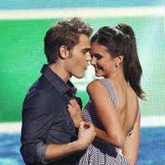 Paul Wesley et Nina Dobrev Teen Choice Awards (2011)