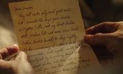 Lettre de Stefan pour Damon