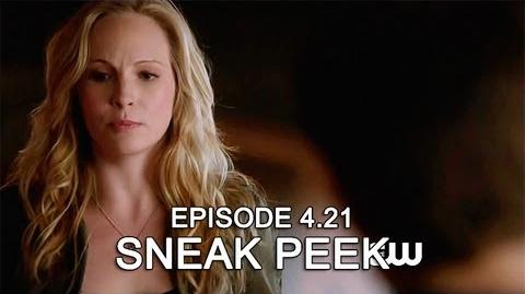 The Vampire Diaries 4x21 Webclip 3 - She's Come Undone