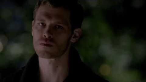 Vampire Diaries 4x12 - Jeremy & Elena kill Kol & Klaus arrives too late