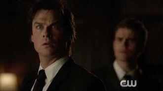 Teaser Vampire Diaries Series Finale Damon enlace Elena
