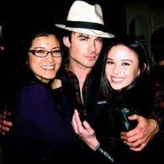 Avec Kelly et Malese