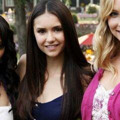 Avec Nina et Katerina